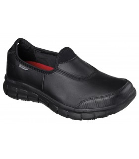 Zapatillas Mujer Skechers Work: Relaxed Fit - Sure Track