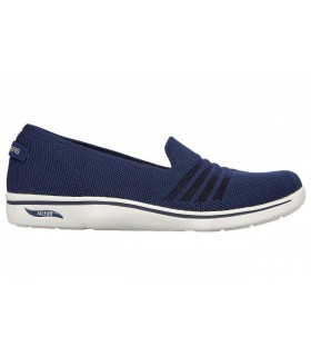 Zapatillas Mujer Skechers Arch Fit Uplift - Cutting Edge 136560 NVY
