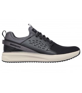 Zapatillas Skechers Hombre Relaxed Fit: Crowder - Colton 210242 BKGY