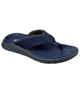 Sandalias Hombre Skechers Relaxed Fit: Sargo - Wolters  204045_NVY