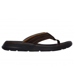Sandalias Hombre Skechers Relaxed Fit: Sargo - Wolters 204045_CHOC