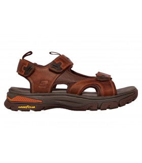 Sandalias Hombre Skechers Relaxed Fit: Ralcon - Satico 204357 CDB