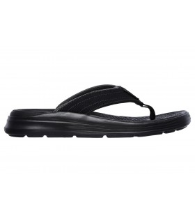 Sandalias Hombre Skechers Relaxed Fit: Sargo - Wolters 204045_BLK