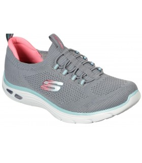 Zapatillas Mujer Skechers Relaxed Fit: Empire D'Lux - Paradise Sky 149274 GRY