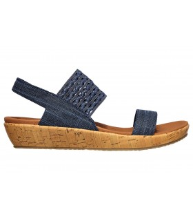 Sandalias  Mujer Skechers Brie - Most Wanted 119013 NVY